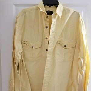 Vintage Eddie Bauer Long sleeve shirt LT